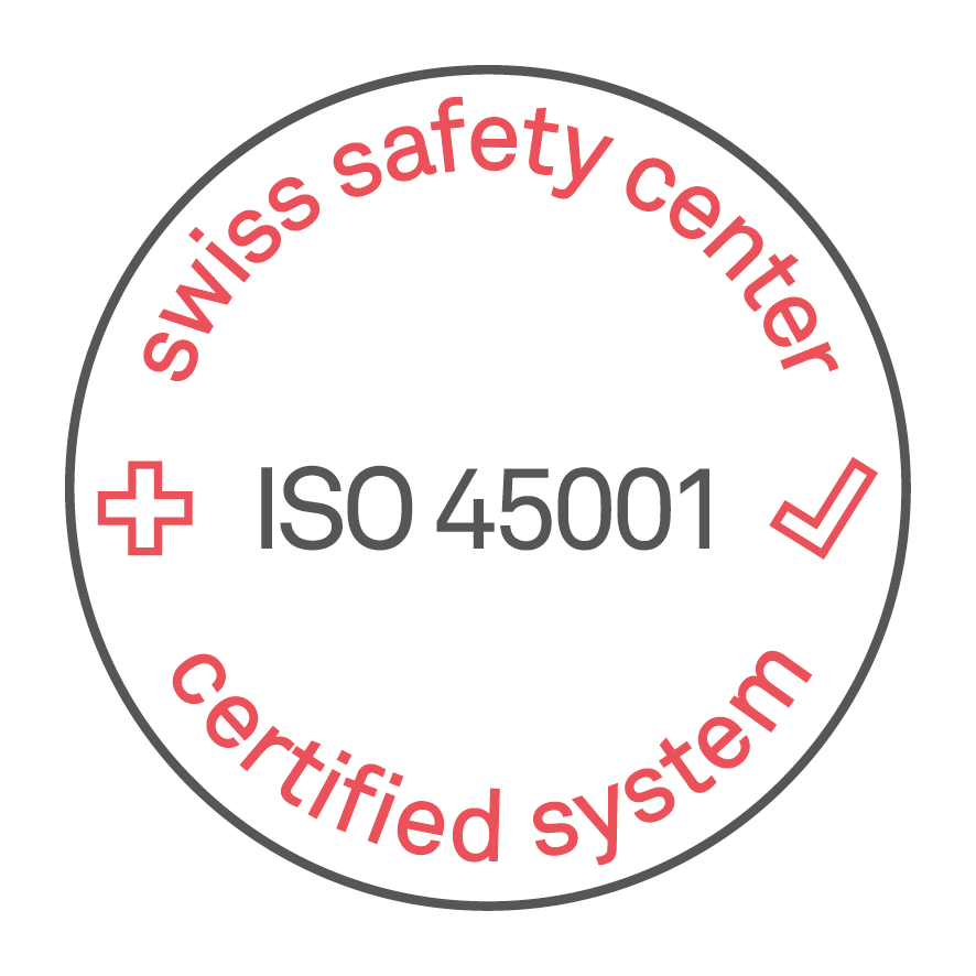 SSC ISO45001 transparent